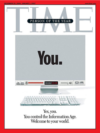 Time Magazine People of the Year 2006