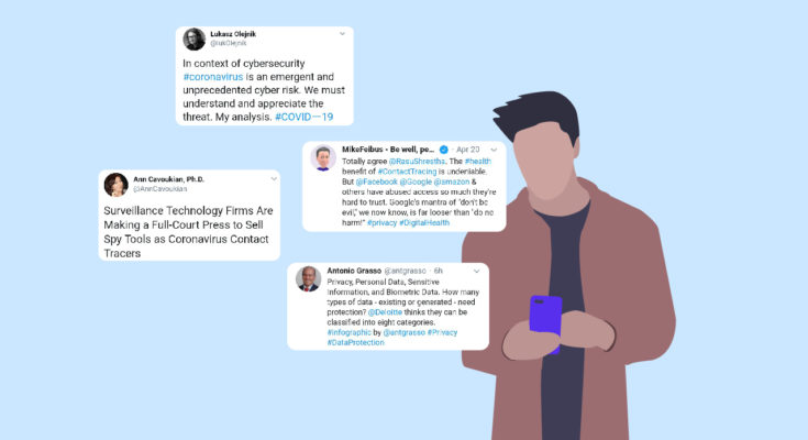10 Influencers of Data Privacy