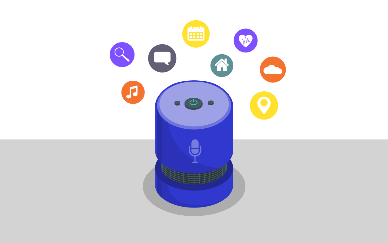 Voice assistants are divices that change life in our household