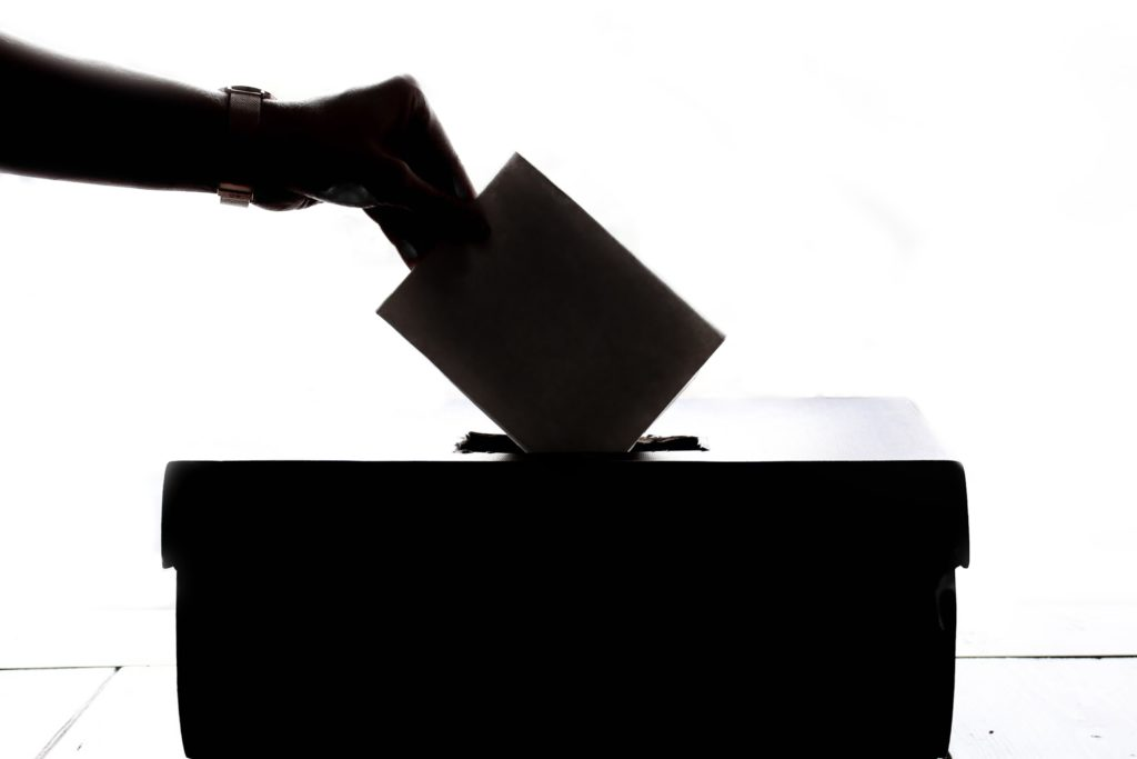 El 46,7% de los ciudadanos en Estonia votó online en las últimas elecciones.