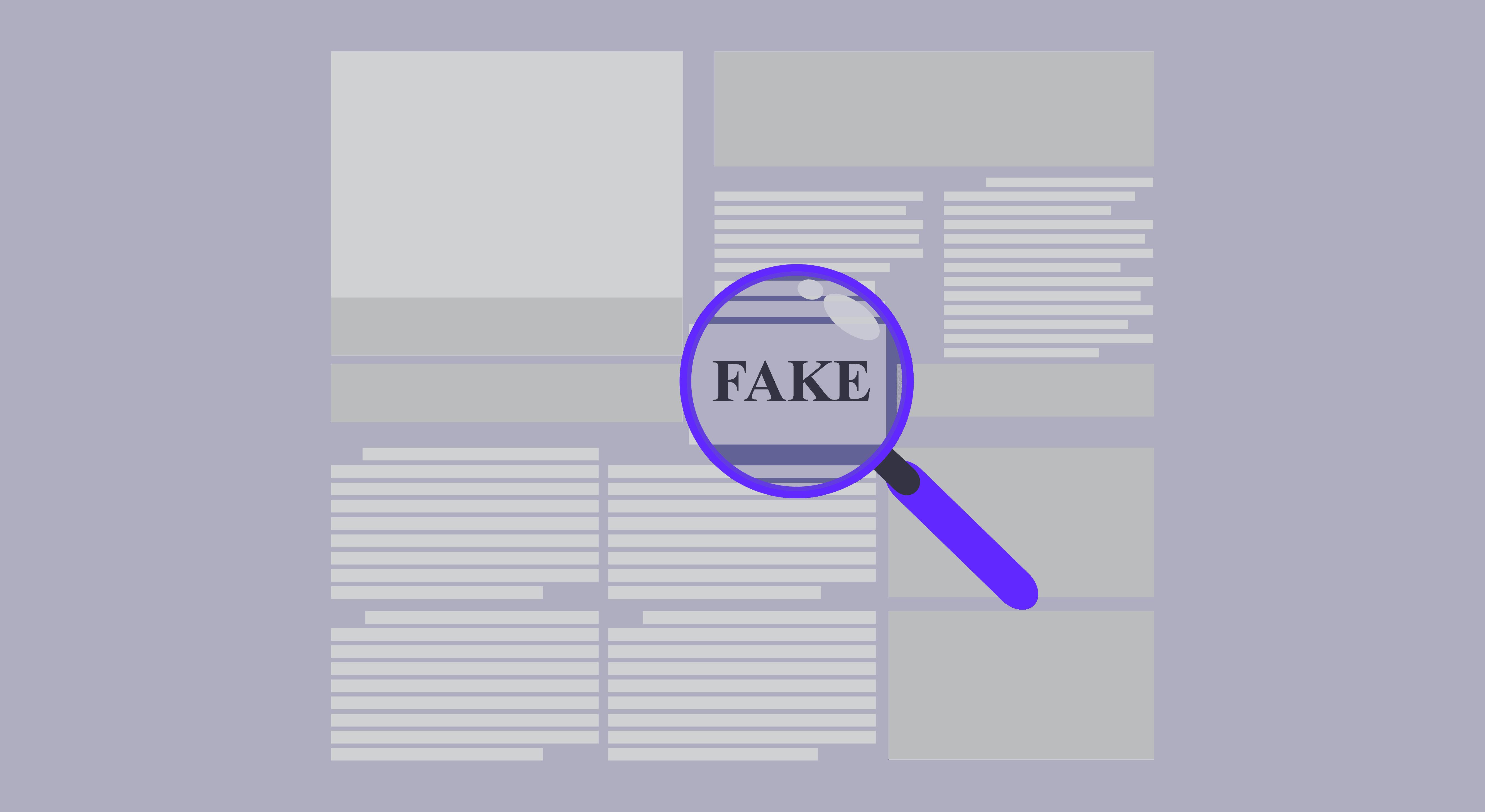 Cinco consejos contra las Fake News