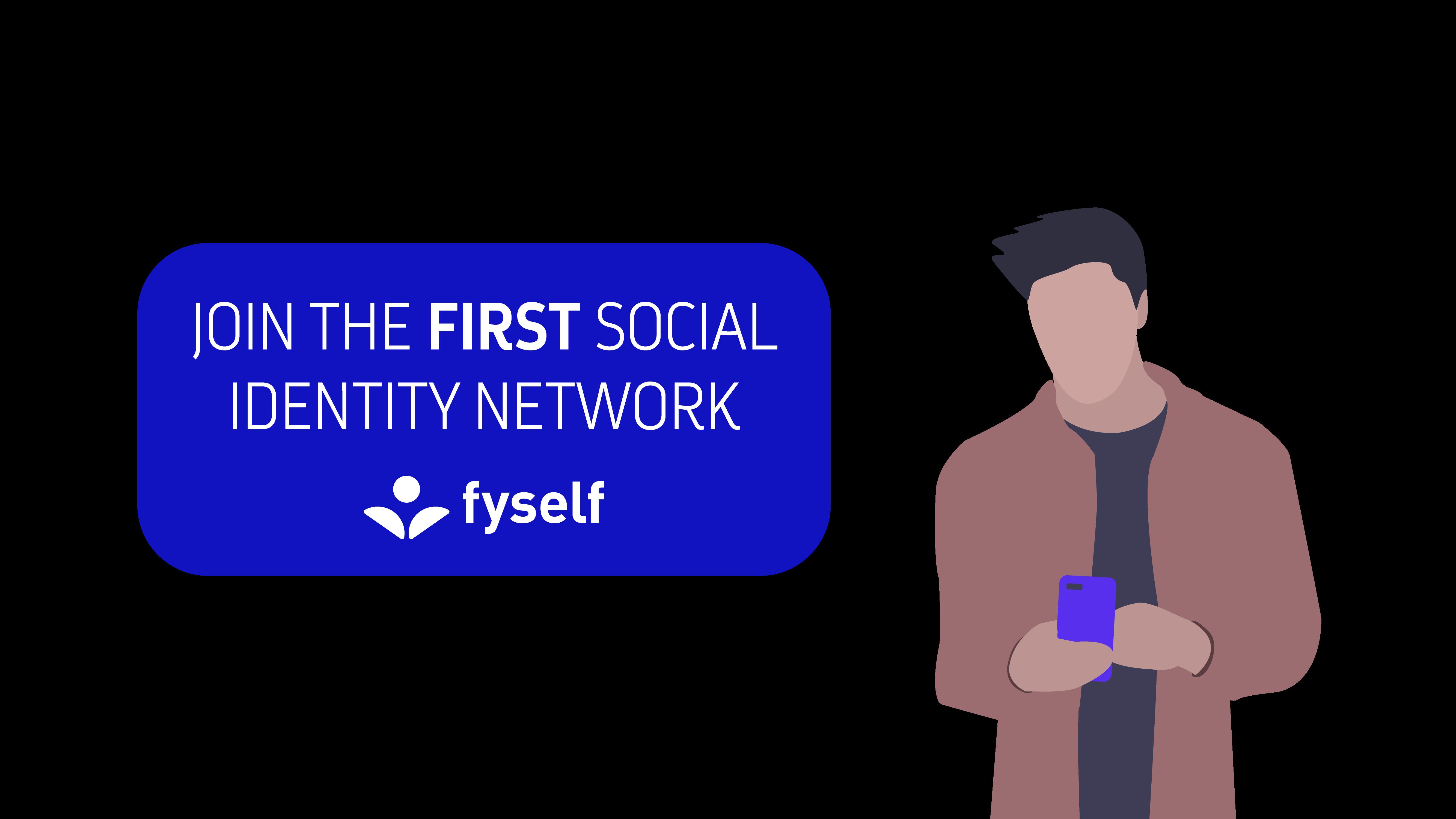 Una red de identidad social es una herramienta para la gestión de los datos