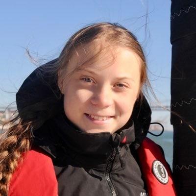 Greta Thunberg es una de las prinicpales activistas del mundo hoy