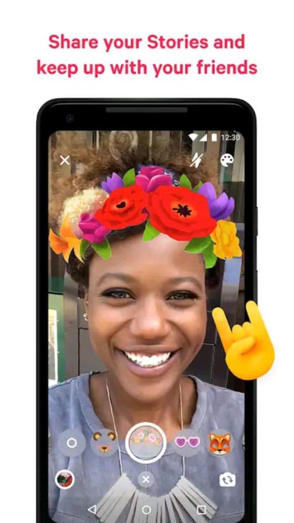 Messenger te permite compartir divertidas historias con tus amigos