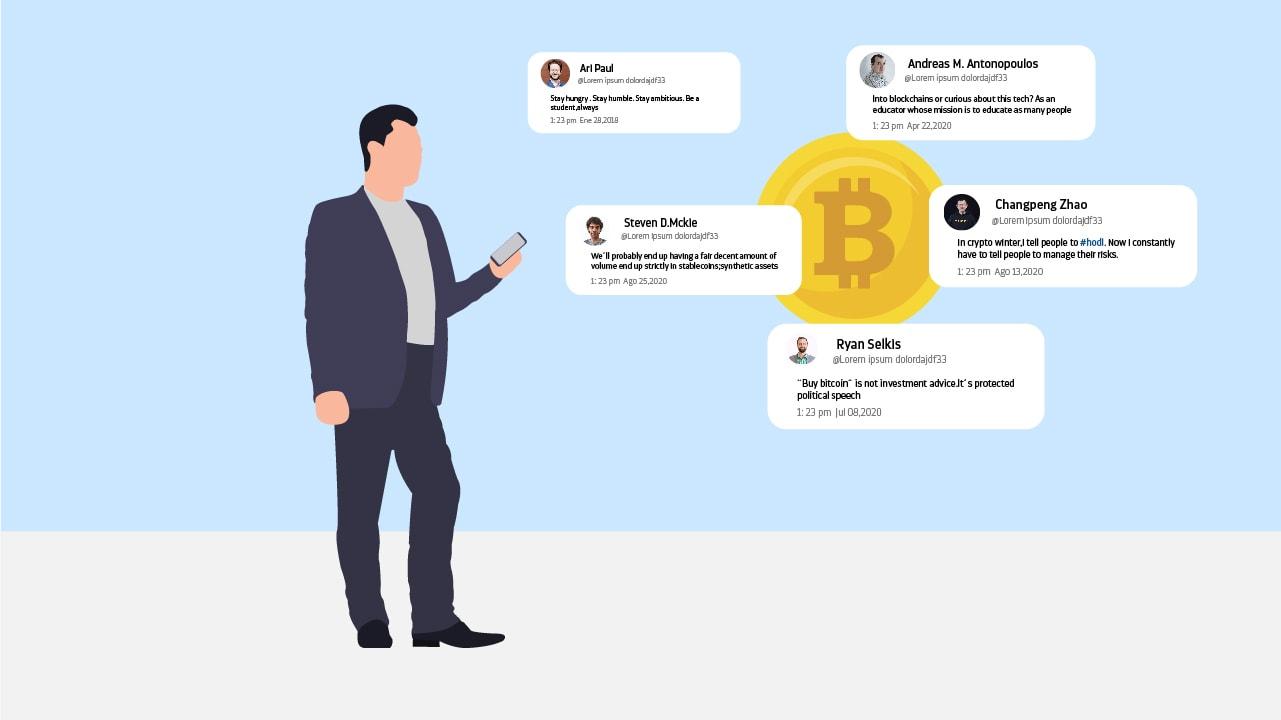 Sobre el blockchain y sus influencers II