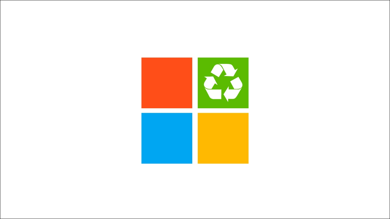 Microsoft: cero residuo en el 2030