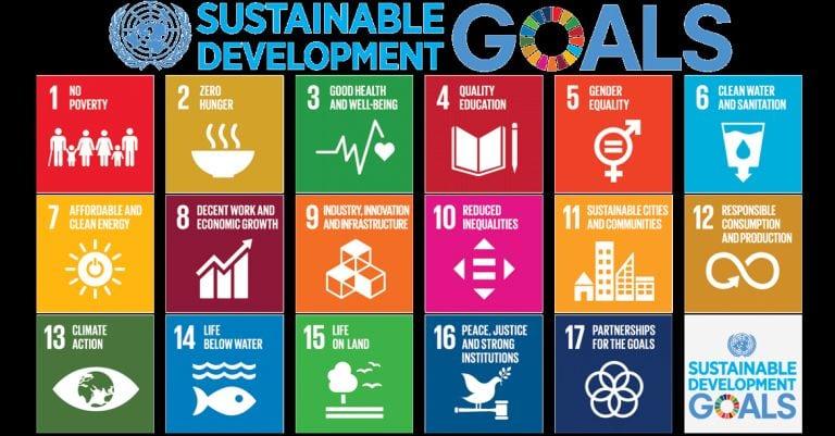 Objetivos de Desarrollo Sostenible Agenda 2030 ONU