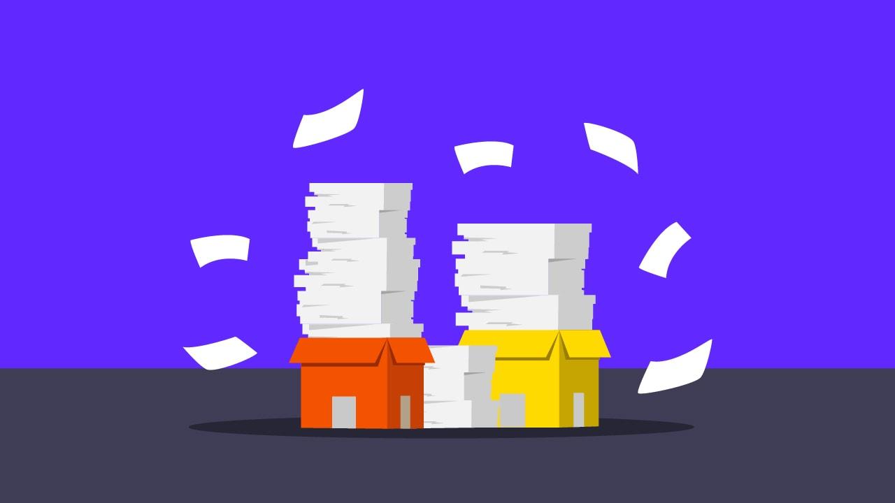 La burocracia y el papeleo II