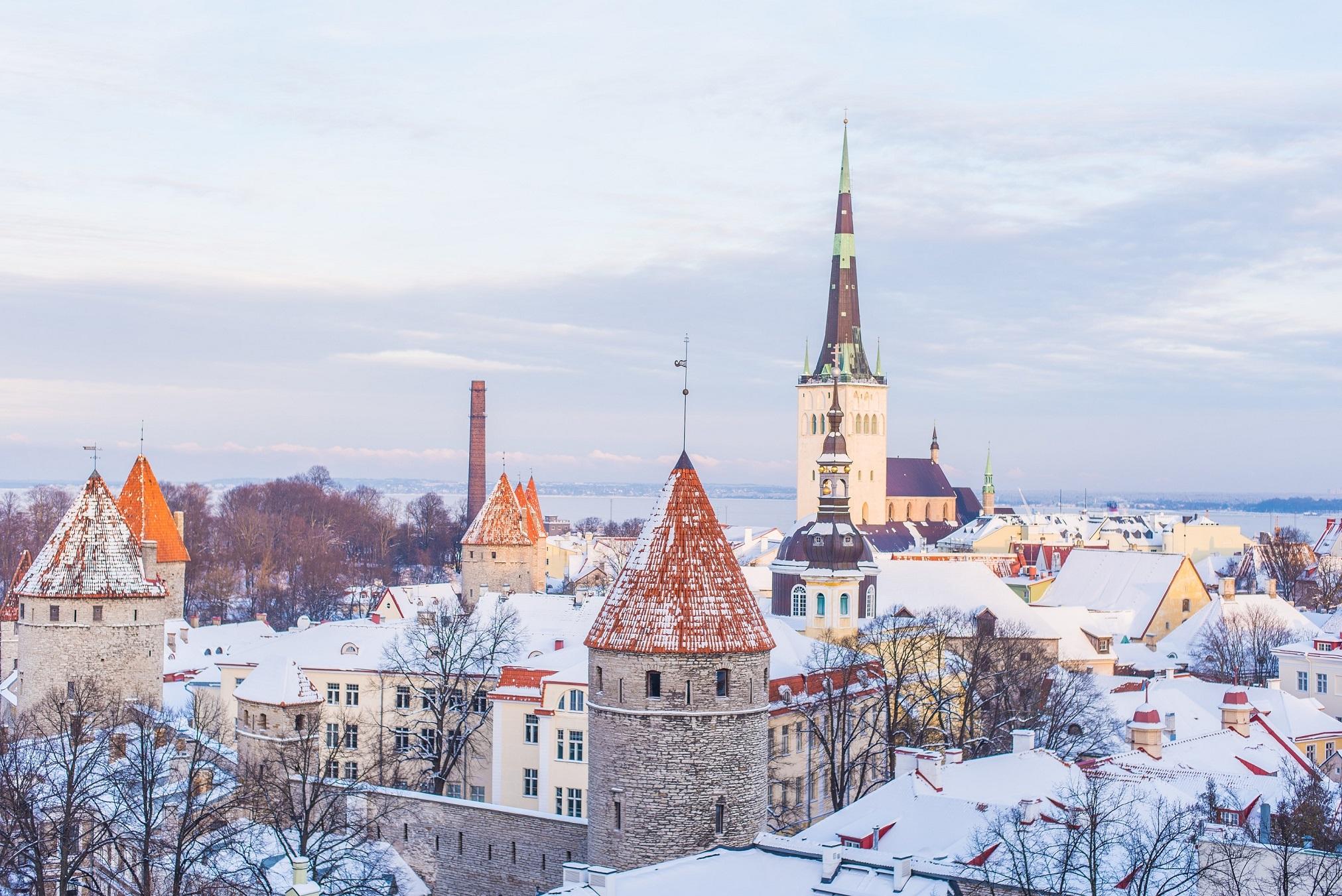 Эстония, первая цифровая нация. 10 причин