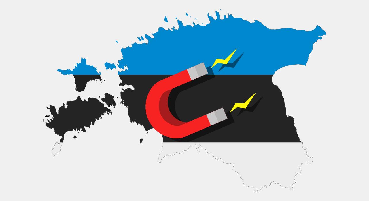 Эстония: e-Residency + Виза Digital Nomad