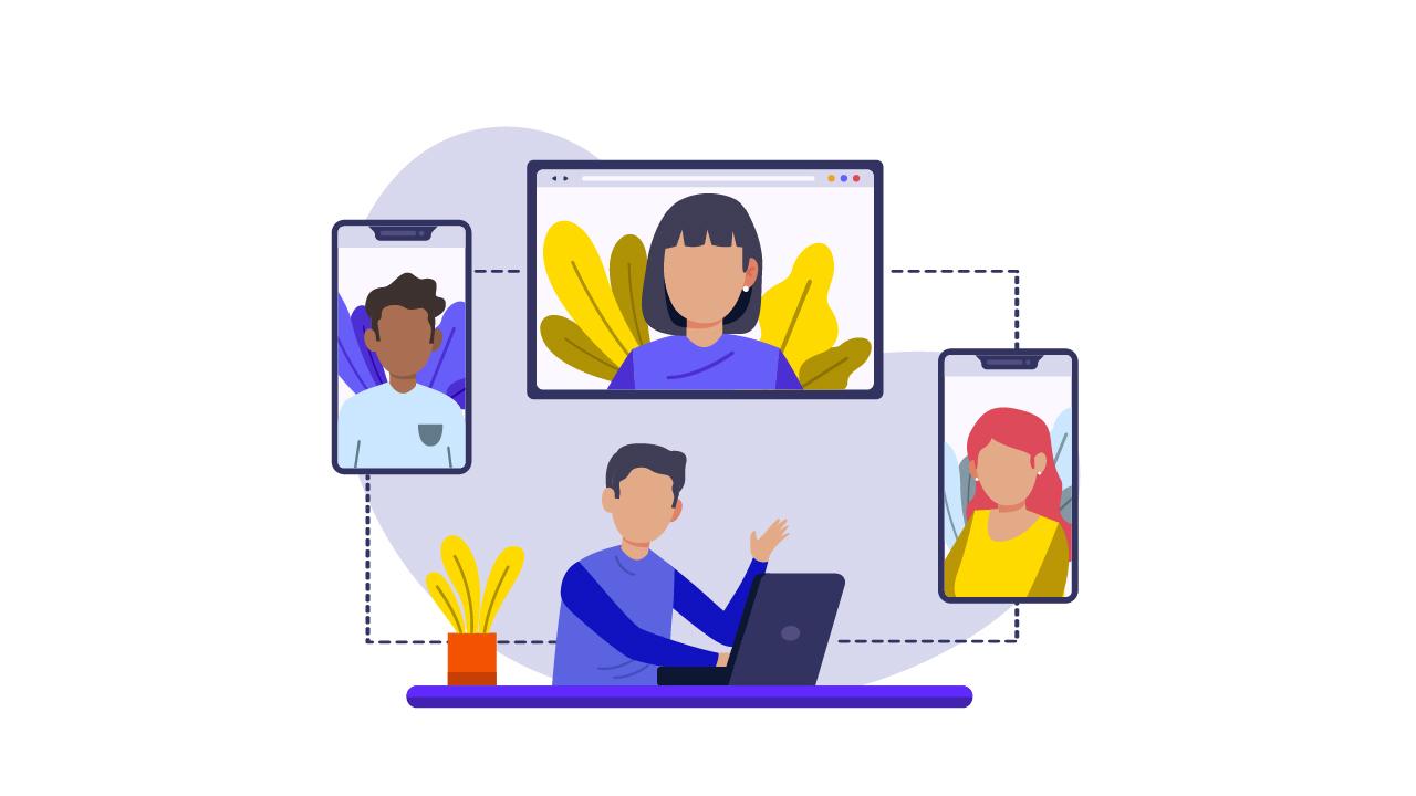 Приложения для видеозвонков и безопасность данных во время пандемии