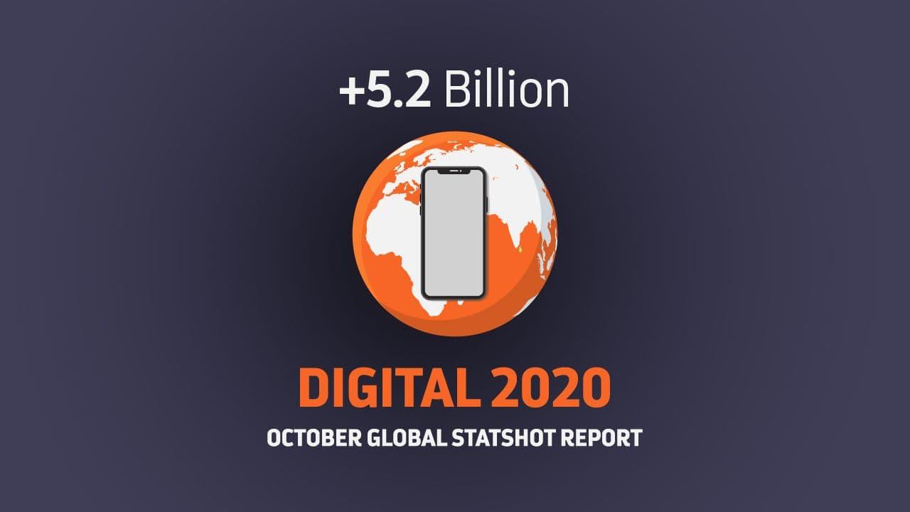Цифровой Отчет 2020