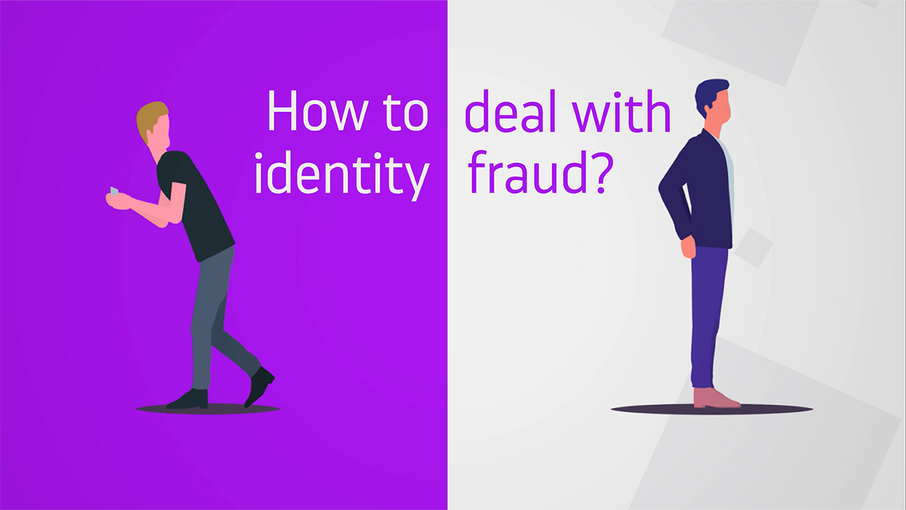 How to deal with identity fraud? | Find your digital self