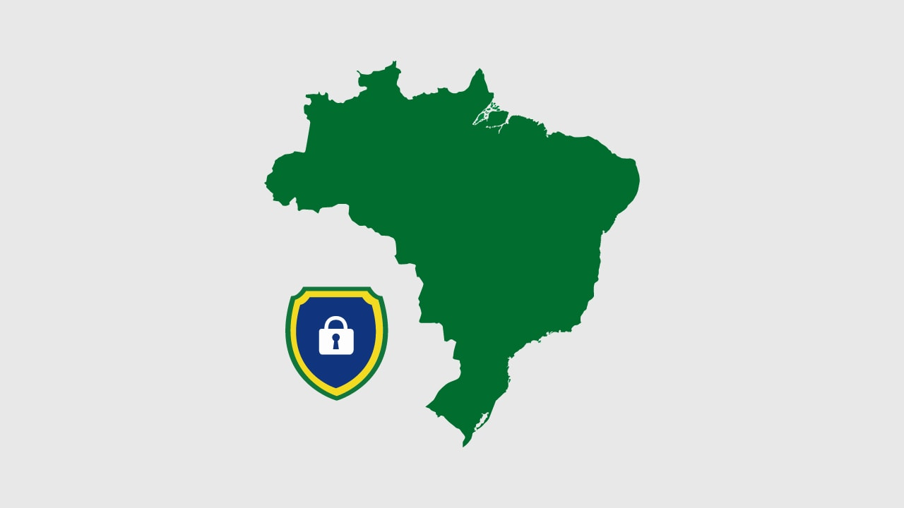 The General Data Protection Law will come into force in Brazil.