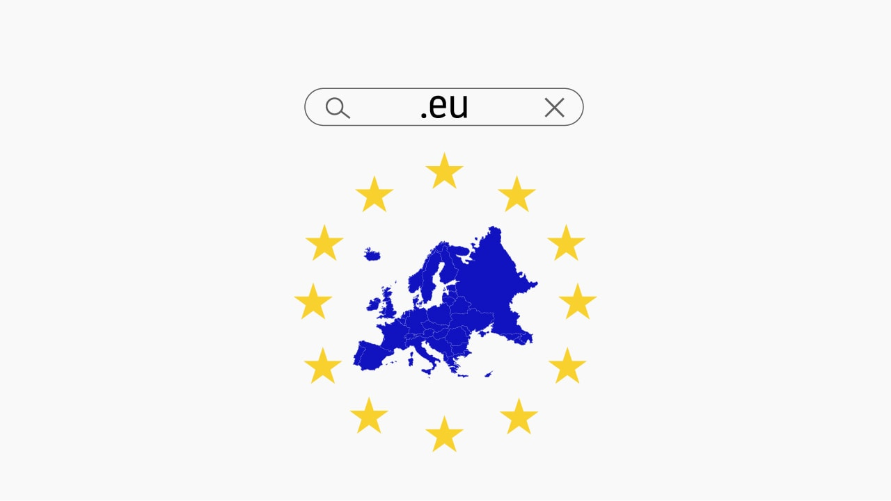 The .eu domain is gonna change its owner